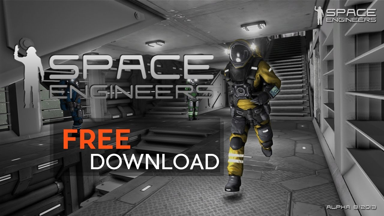 how to get space engineers for free