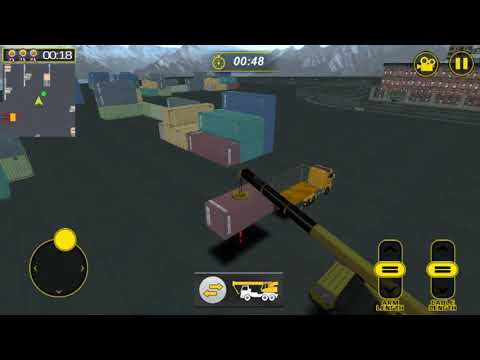 Construction & Crane SIM 2017 - Android Gameplay