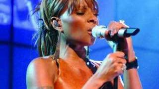 Mary J. Blige - Stay Down [Video & Lyrics] New!!!