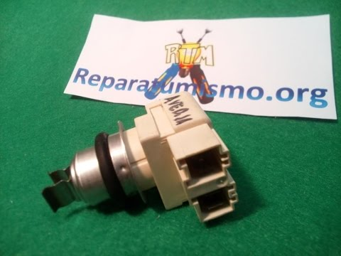 Como comprobar termostato sonda ntc averiado de for Lavavajillas fagor innovation error f6