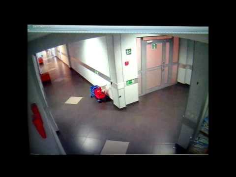 Происшествие в Дорожной больнице Читы