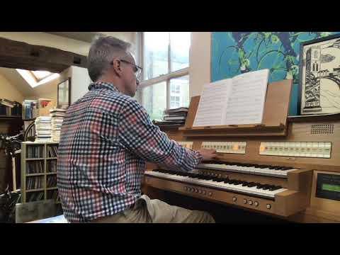 Organ Music For Good Friday Youtube