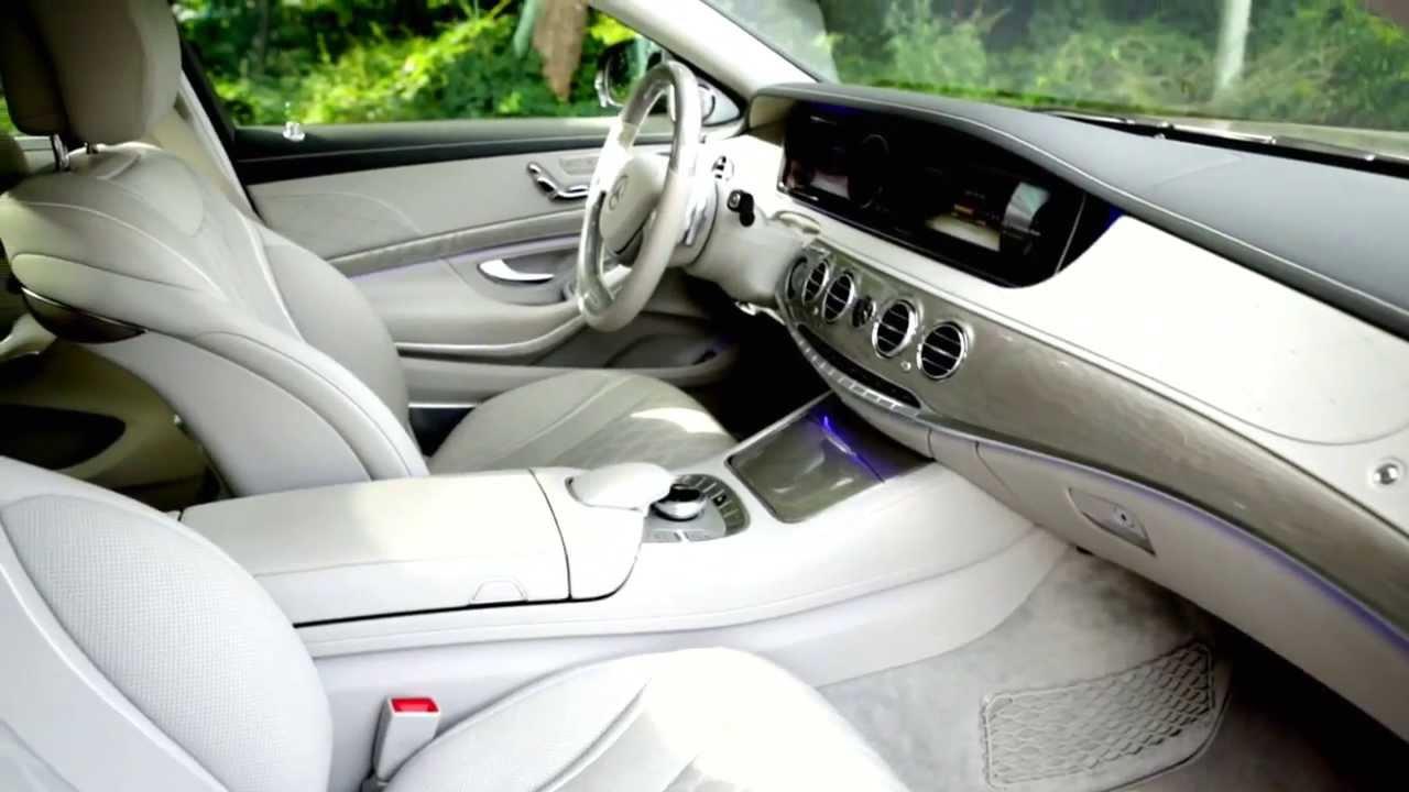Mercedes benz 2014 s class the burmester sound for Mercedes benz music system