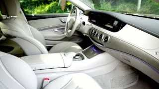 Mercedes-Benz 2014 S-Class - The Burmester Sound Experience HD