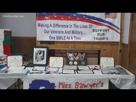AJ - #GoodNews: 10 Year-Old's Organization Sends 25,000 Care Packages to Troops