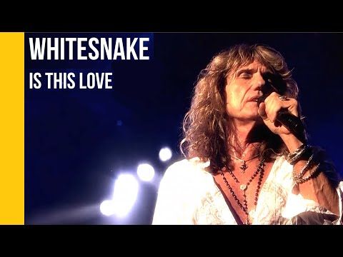 Whitesnake - This Is Love  sub Español +
