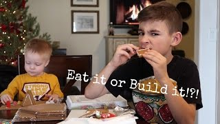 Eat It Or Build It!?!