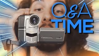 Best Cheap Cameras, How I Make Money, A Glimpse of my Past. [Q&A1]