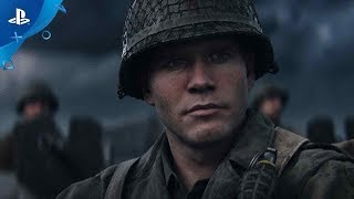 """Call of Duty: WWII – Meet the Squad: """"Red"""" Daniels 