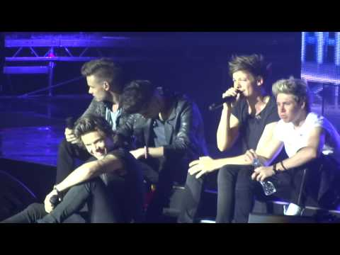 One Direction - Moments Madrid 25/05/2013