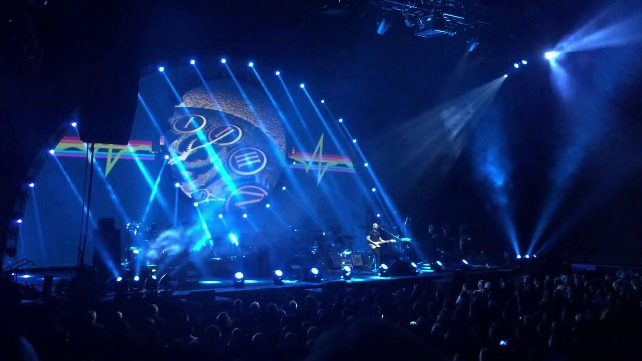 Brit Floyd Time Live Budweiser Gardens 2017 Youtube