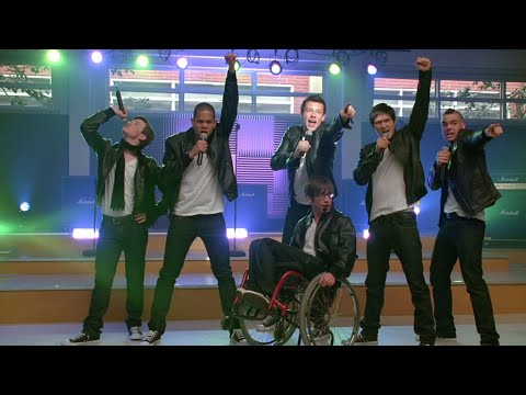 GLEE - It's My Life / Confessions (Full Performance) HD