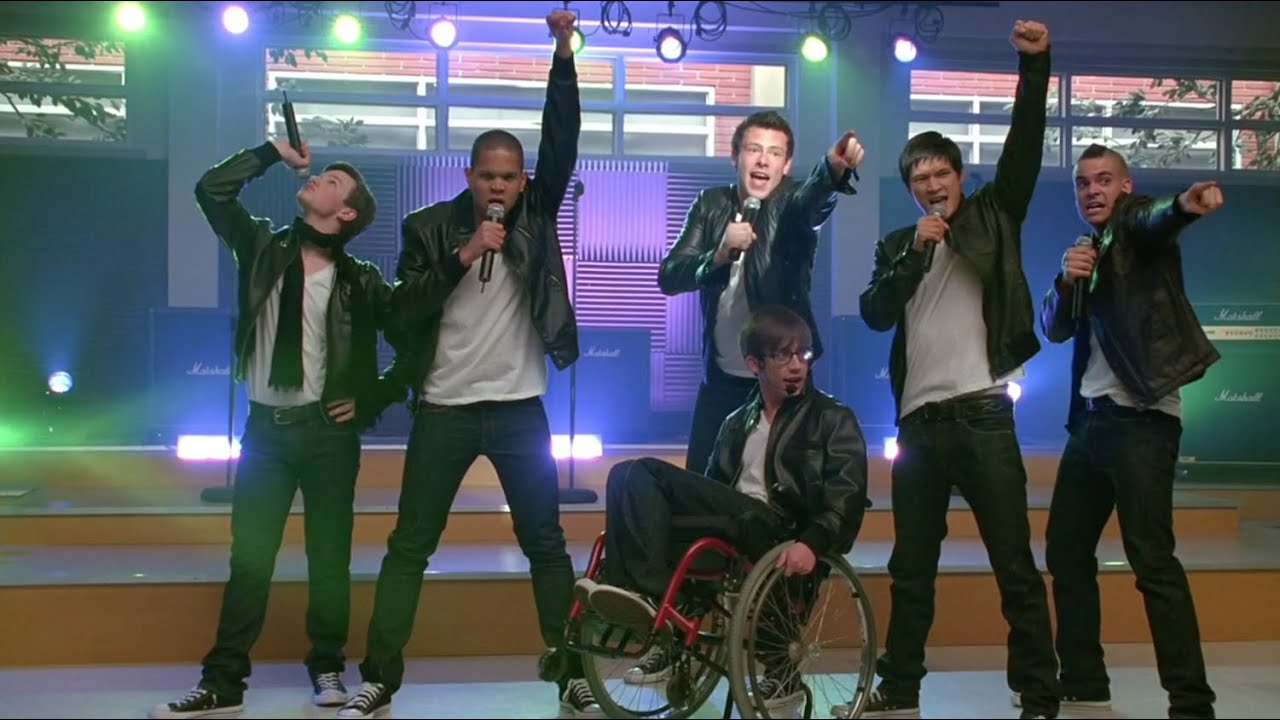 Cannabusiness report episodes of glee