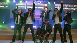Glee It's My Life / Confessions Full Performance Hd