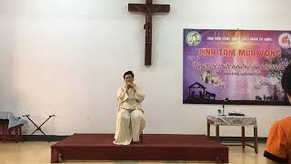 Cha Giuse Vũ Thế Toàn - Tĩnh Tâm Mùa Vọng SVCG Đà Nẵng 16/12/2017