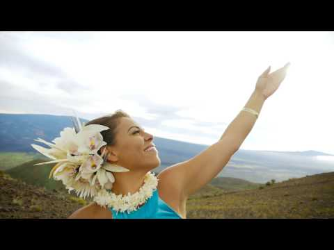 Kalani Pe'a - Ku'u Poli'ahu - OFFICIAL MUSIC VIDEO