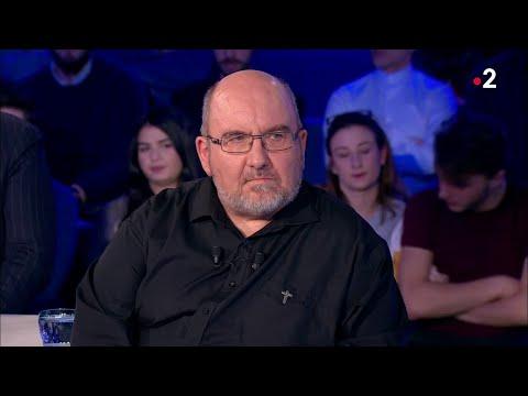 Père Pierre Vignon - On n'est pas couché 12 janvier 2019 #ONPC