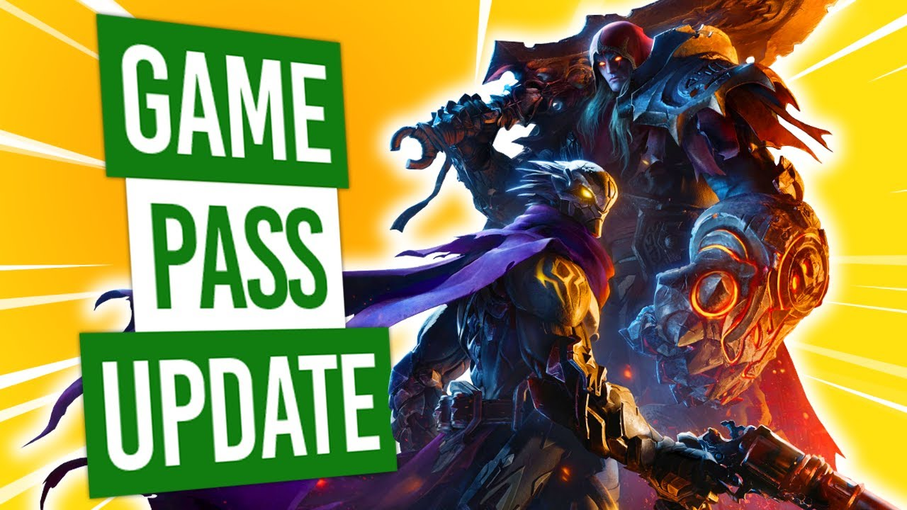 Xbox Game Pass Update | Man of Medan, Darksiders Genesis, Final Fantasy VII + MORE ADDED