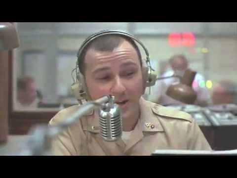 """""""Good Morning, Vietnam"""" - Lieutenant Haulk"""