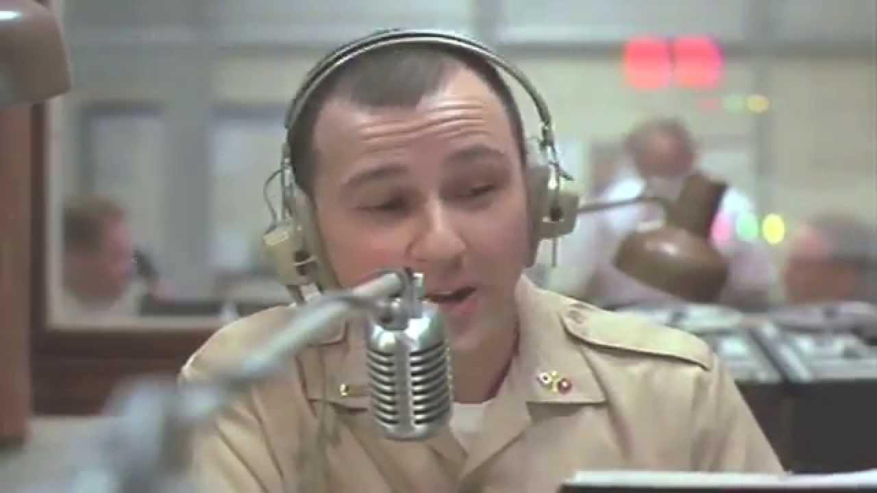 Good Morning Vietnam Lieutenant Haulk Youtube