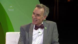 24 Hours of Reality 2018: Featured Guest Bill Nye