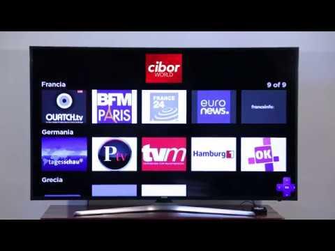 Cibor Tv | Takes you Home | English version