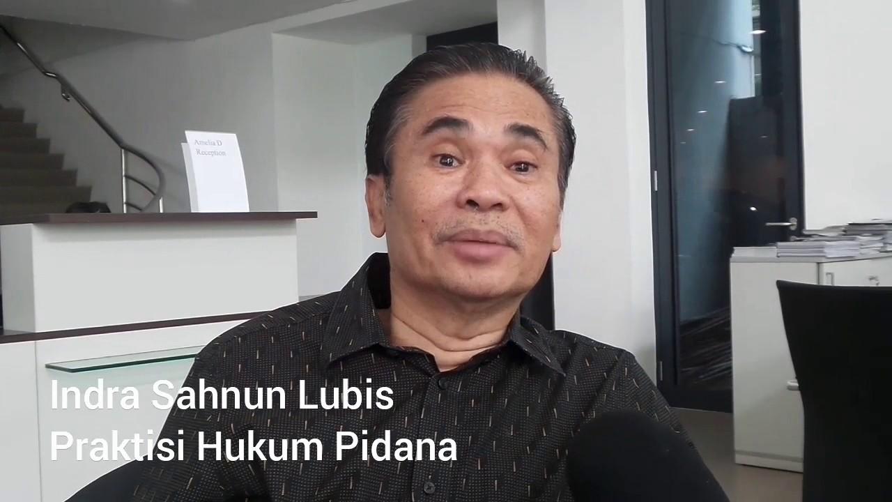Indra Sahnun Lubis Sh Setelah Hina Al Quran Dan Ulama Ahok Pasti Bebas Youtube