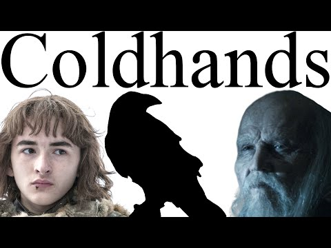 (Spoilers All) What's up with Coldhands? [Alt-Shift-X]
