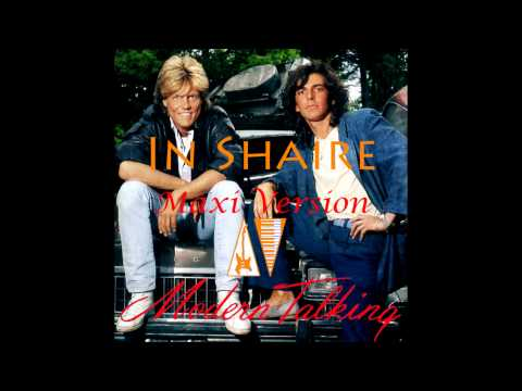 Modern talking just like an angel extended version.