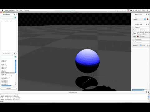 The Dead End - Interactive Sound Environment created in FMOD Sandbox