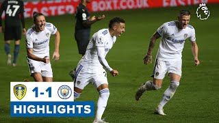 Highlights | Leeds United 1-1 Manchester City