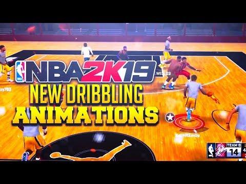 *NEW* NBA 2K19 GAMEPLAY DRIBBLING LEAK... WORST 2K EVER 🤔