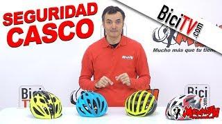 La importancia de usar el casco para bicicleta