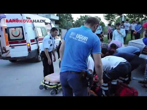 Pamukova İftar Vakti Trafik Kazası