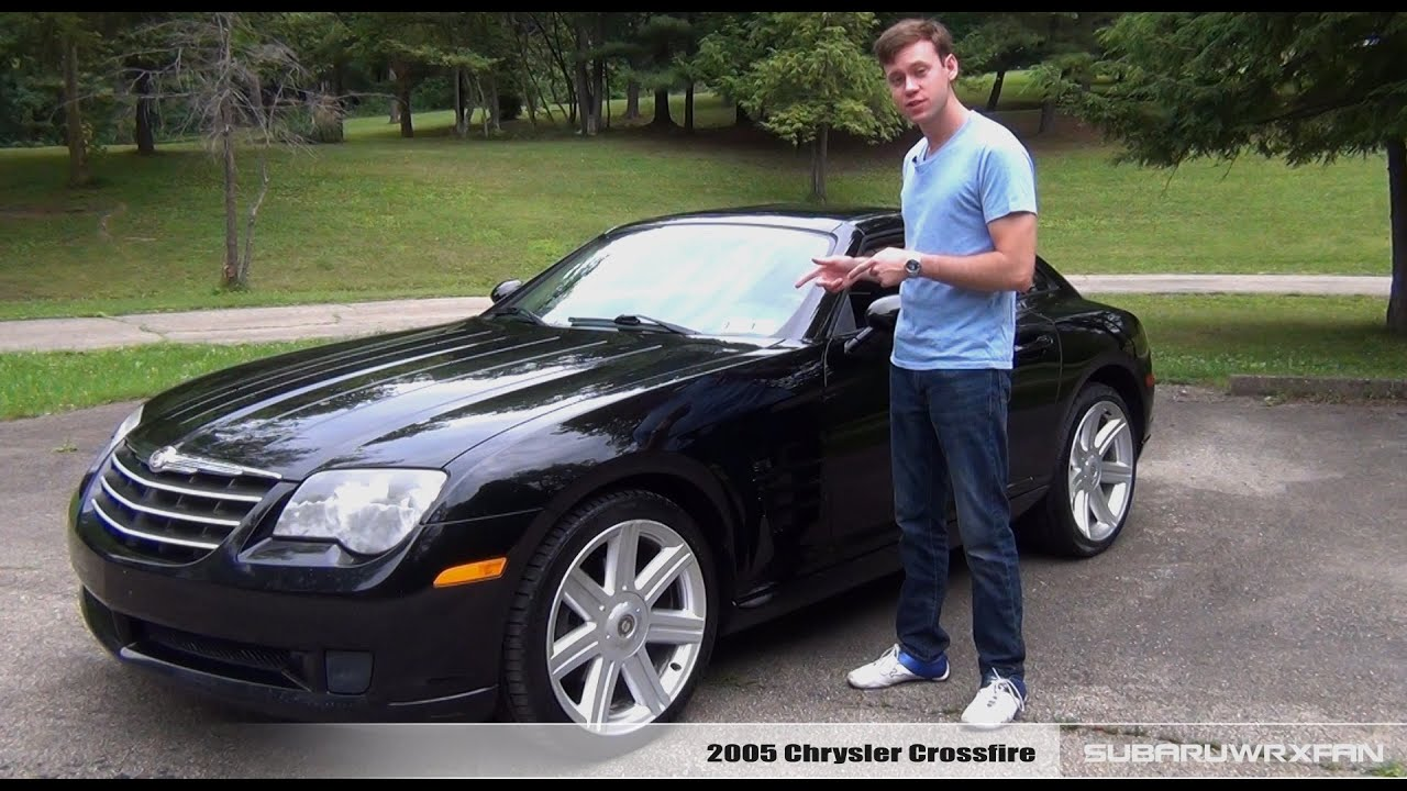 chrysler com sale convertible crossfire youtube lcford for limited stk watch