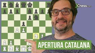 Apertura Catalana | Aperturas de Ajedrez en 15 minutos