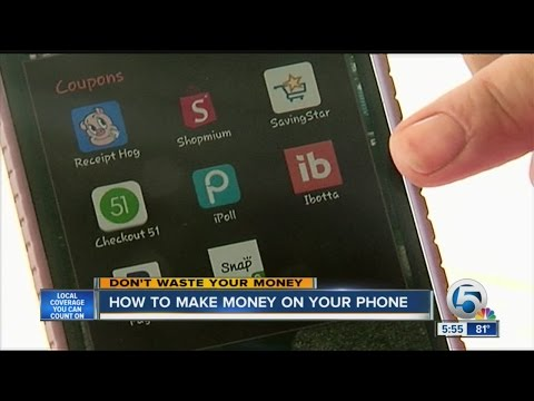 How to make money on your phone