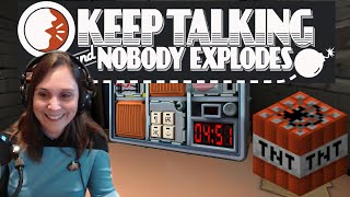 Keep Talking and Nobody Explodes - Episode 3 - The Wife Plays!