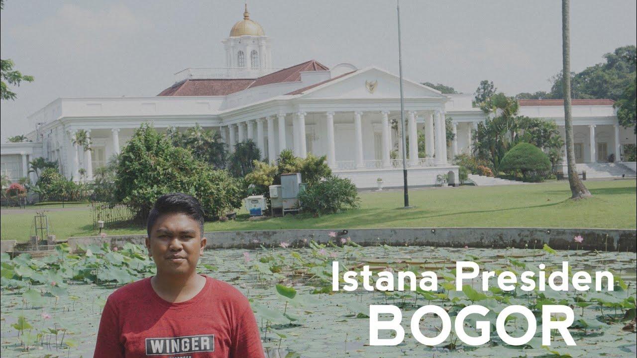 ISTANA PRESIDEN, Bogor