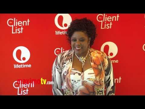 "Loretta Devine ""The Client List"" Season 2 Premiere Valentine's Day Breakfast"