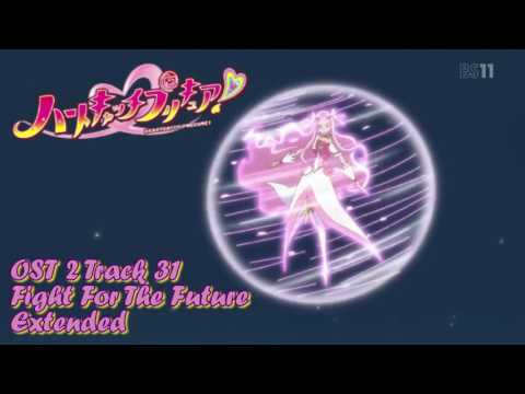 Fight for the Future - Heartcatch Precure Music Extended