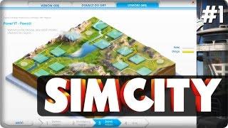 SimCity 5 Gameplay PL [#1] Początki