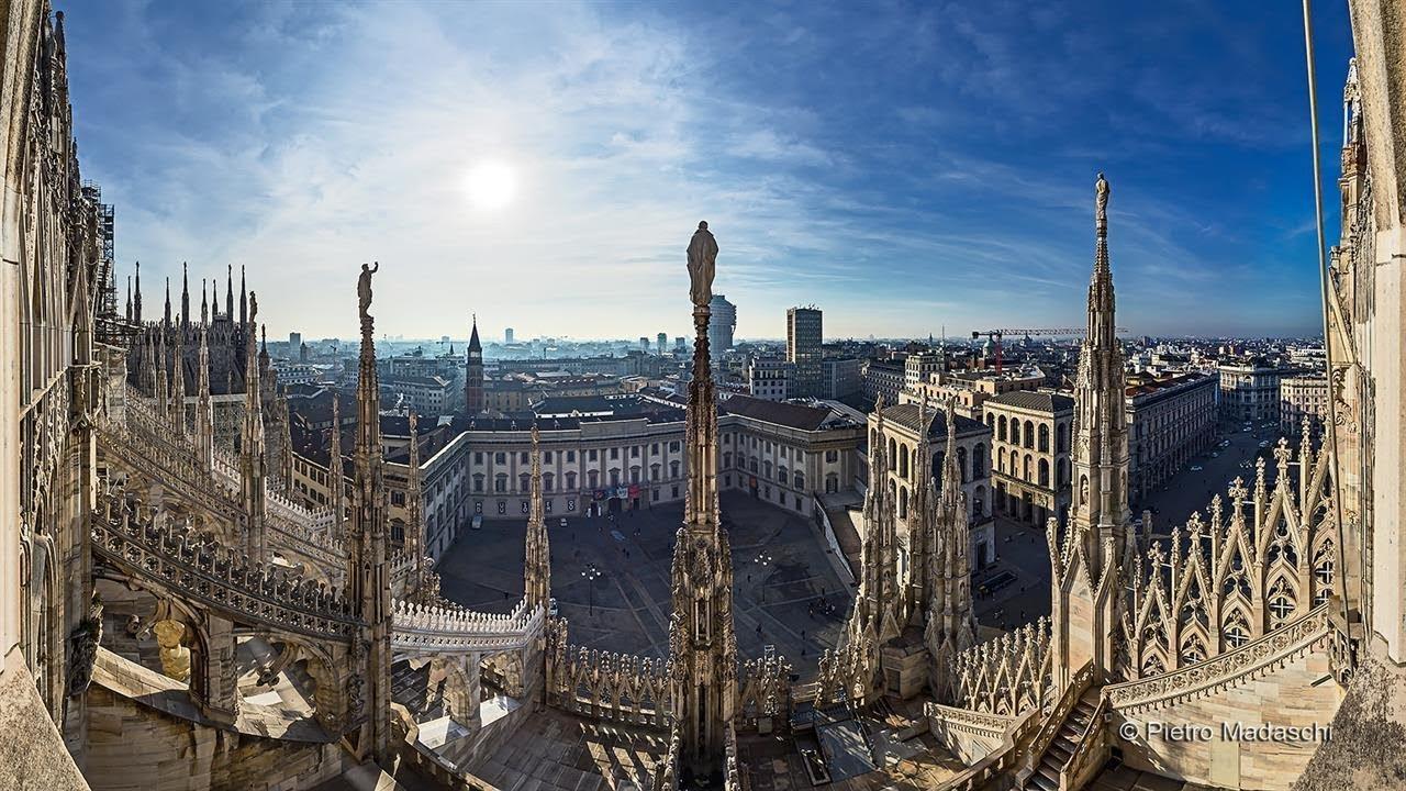 Una Passeggiata Tra Le Guglie Sulle Terrazze Del Duomo Di Milano