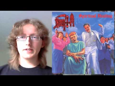 Death - Spiritual Healing Album Review - YouTube