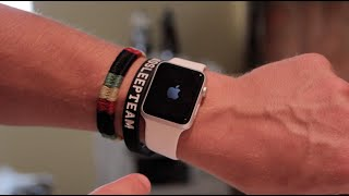 I got my Apple Watch! Unboxing and First Impressions
