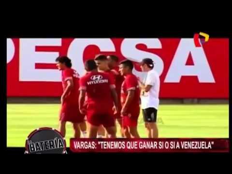 Juan Vargas le dijo una verdad en su cara a Claudio Pizarro
