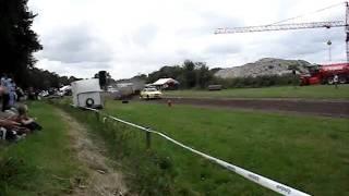 DCPO Haghorst 2010 Trouble Maker 1ste manche autotrek