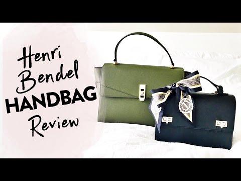 Henri Bendel West 57th Schoolbag & Uptown Satchel Review | Handbag Review | Fall 2016 | Miss Louie