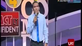 Abdur Stand Up Comedy @ Pre Show SUCI4 KompasTV 14 Februari 2014
