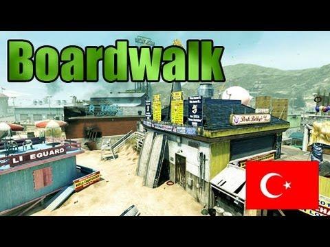 COD MW3 Collection 4 ''Boardwalk'' M4A1 ve G18. Oynanış Videosu 01 |